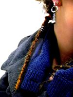 My lovely dread. by SaralovesMichael