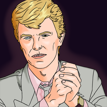 Bowie by KorenCZ11