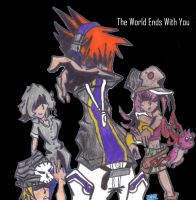 TWEWY by KingdomTwilightXIII