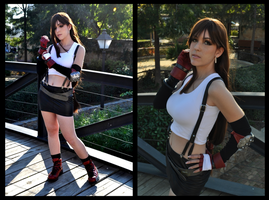 Tifa Lockhart by Yurai-cosplay
