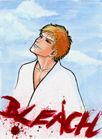 BLEACH - the king by P-the-wanderer