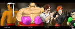 Punch Out Wii fanart by HakuryuVision