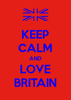 Keep Calm and Love Britain by Shadowhunter26