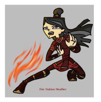 TDI Heather Fire Nation by bex2524