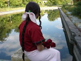 Almost lost memories - Aerith by FuriaeTheGoddess