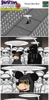 Disney's Been Busy by DairyBoyComics