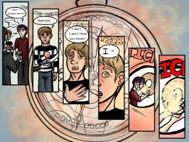 Wholock: After the Flame page 26 and 27 by Owl-Publications