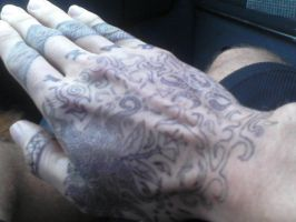 Hand Art by Dusteratops