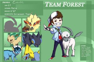 Pkmn Trainer: Evode by Thefirmt