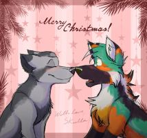 Christmas Surprise: Arven92 by Skailla
