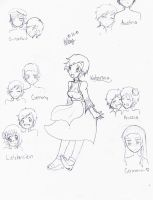 APH: GERMANS. -oc included- by xXimmaeatjooXx