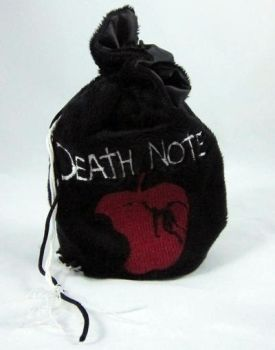 Death Note Bag by The-Night-Craft