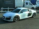 Audi R8 GT white by SWAT316