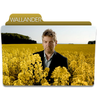 wallander tv folder icon by Kliesen