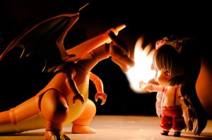 How to Train a Charizard by phtoygraphy