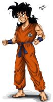 Yamcha by TimothyJamesF