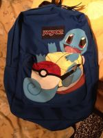 Commission: Squirtle Backpack by xXSnowFrostXx
