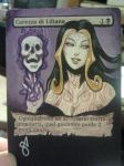 Liliana's Caress by AlteRedSynne