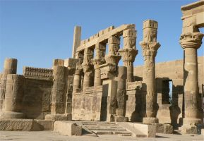 Philae Temple by danythemummy