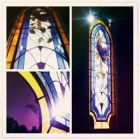Stained glass... by Hiromi415