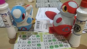 [PHOTO] Bingo Birds by Juuchan17