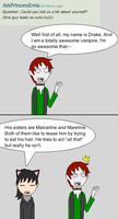 Becky and Drake Answer 3 by blackblade94