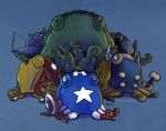 The Avengers by MegLyman