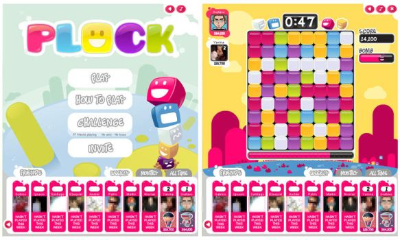Plock - Facebook Game by GS-Dracko