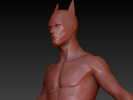batman beyond zbrush by strib