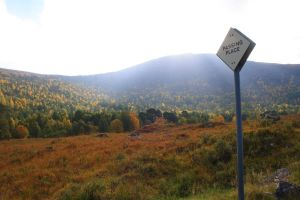 Another Passing Place Sign by SharpePhocus