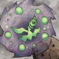 spiritomb by SailorClef