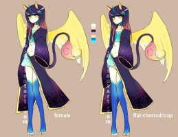 ADOPTABLE AUCTION Alicorn [Closed!] by niaro