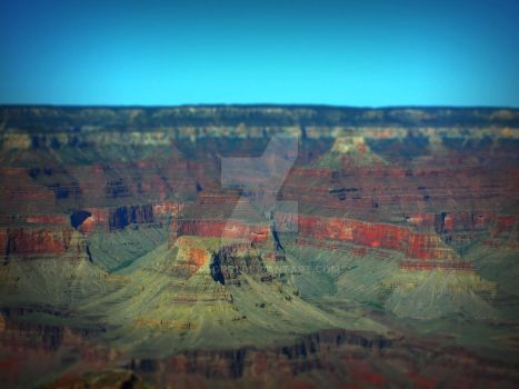 Grand Canyon South Rim 2 by firegrr1