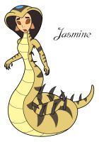 Snake Jasmine by KingMonster