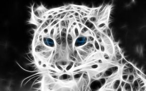 Fracted Snow Leopard 3 by Byrek