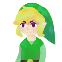 goodbye toon link by ping--pong