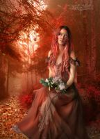 .:Lady Autumn:. by Aelathen