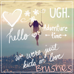 Brushes by LucyBelieber