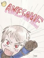 Prussia Awesome by LunarSpoon