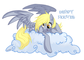 Derpy Hooves by LimreiArt