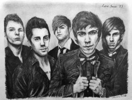 Crown the Empire by BradRichardsRox91