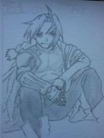 Edward Elric by ShadowOfSpeed701