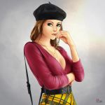 PIN-UP Girl 42 by TheAFN