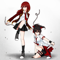Red Deltas by Raeyxia
