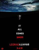 Lecrae Gravity Poster by SplendorEnt