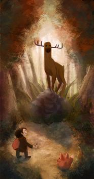THE KING OF THE FOREST by failur3