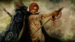 one piece shanks and beckman by chopper-nx