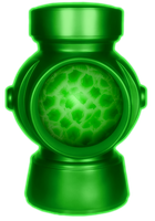 Green Lantern Power Battery by KalEl7
