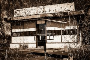 Gas Station IV by mikeheer