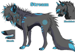 Stream Reference Sheet by iCaitlynn